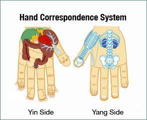 SUJOK HAND CHART