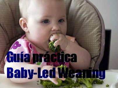 Una maternidad diferente: Guía práctica de introducción de sólidos dirigida por el bebé #BLW