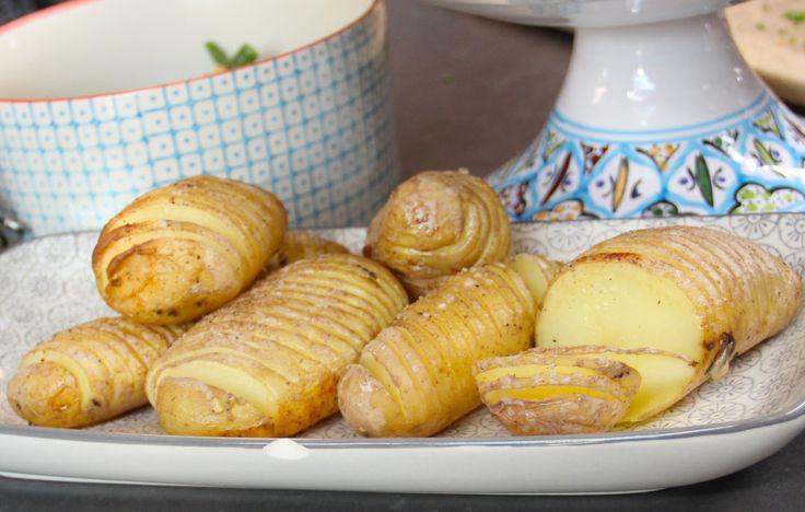 Zweedse aardappelen.