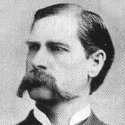 Wyatt Earp was born on March 19,1848.