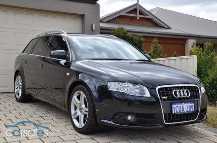 2008 Audi A4 multitronic $20,000