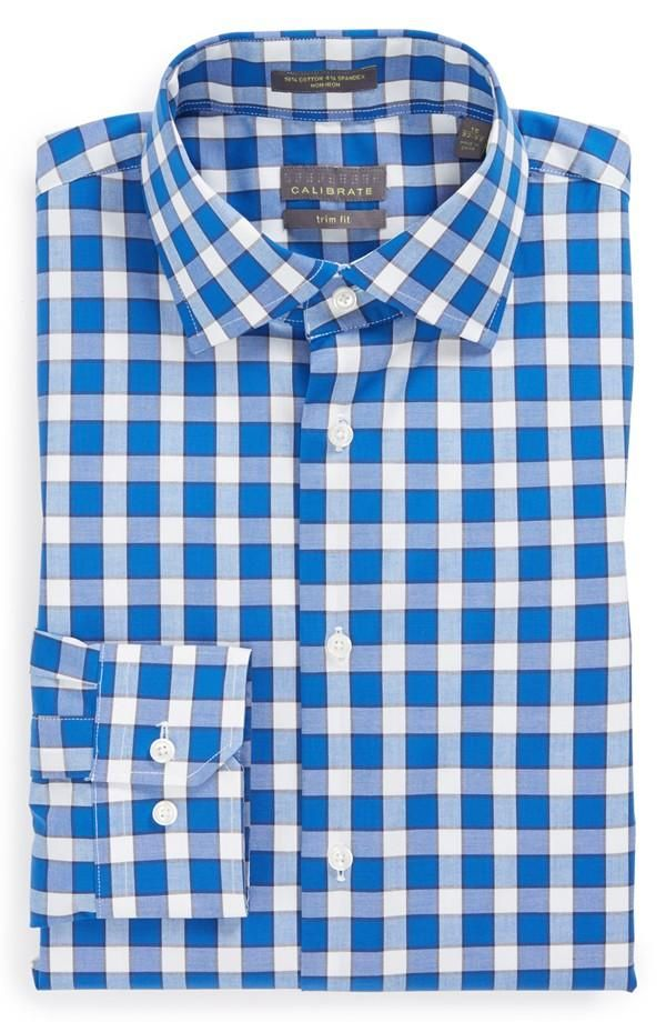 Nice dress shirt...non-iron too!