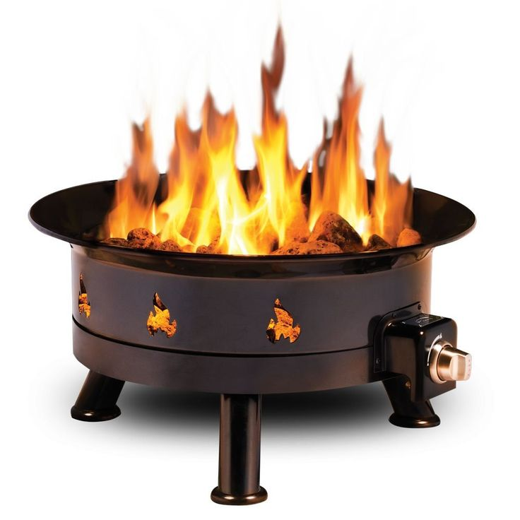 Nice Shop Portable Gas Fire Pit