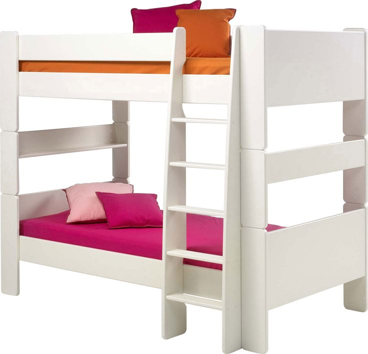 Steens for Kids White Bunk Bed