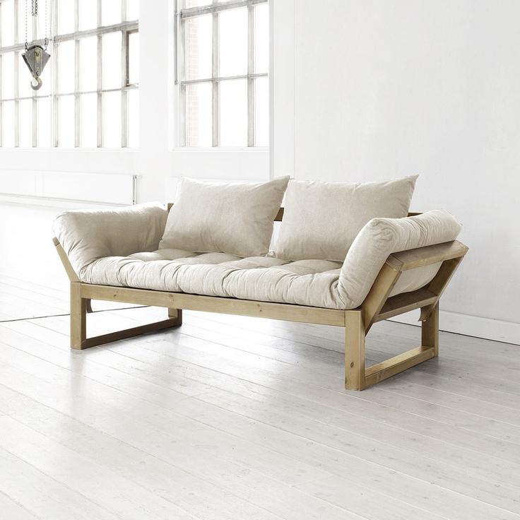 eu.Fab.com | Edge Sofa Bed Natural