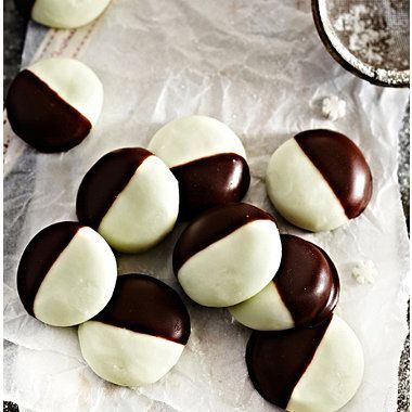 A Lakeland recipe for Peppermint Creams, happy cooking!