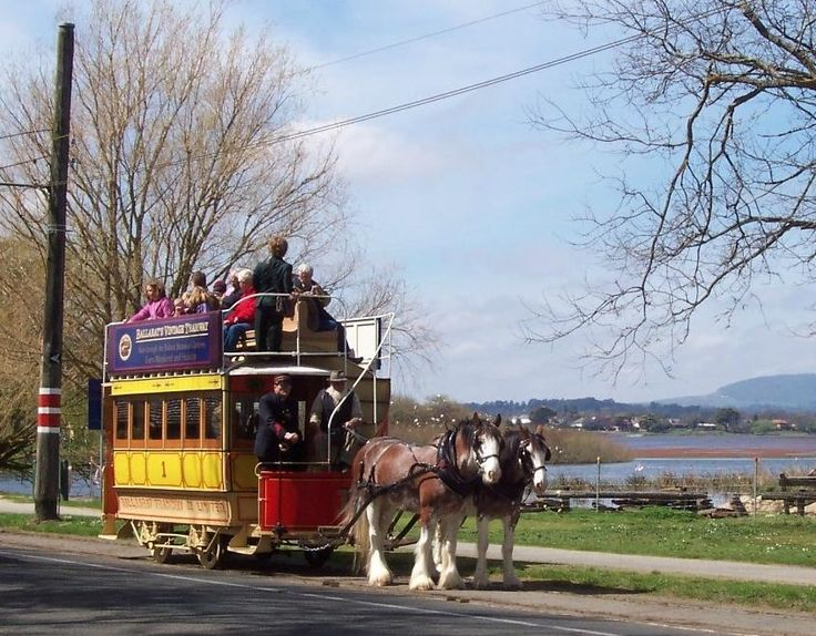 Tram No. 1 in action. Ballarat Tramway Museum Reviews - Ballarat, Victoria Attractions - TripAdvisor
