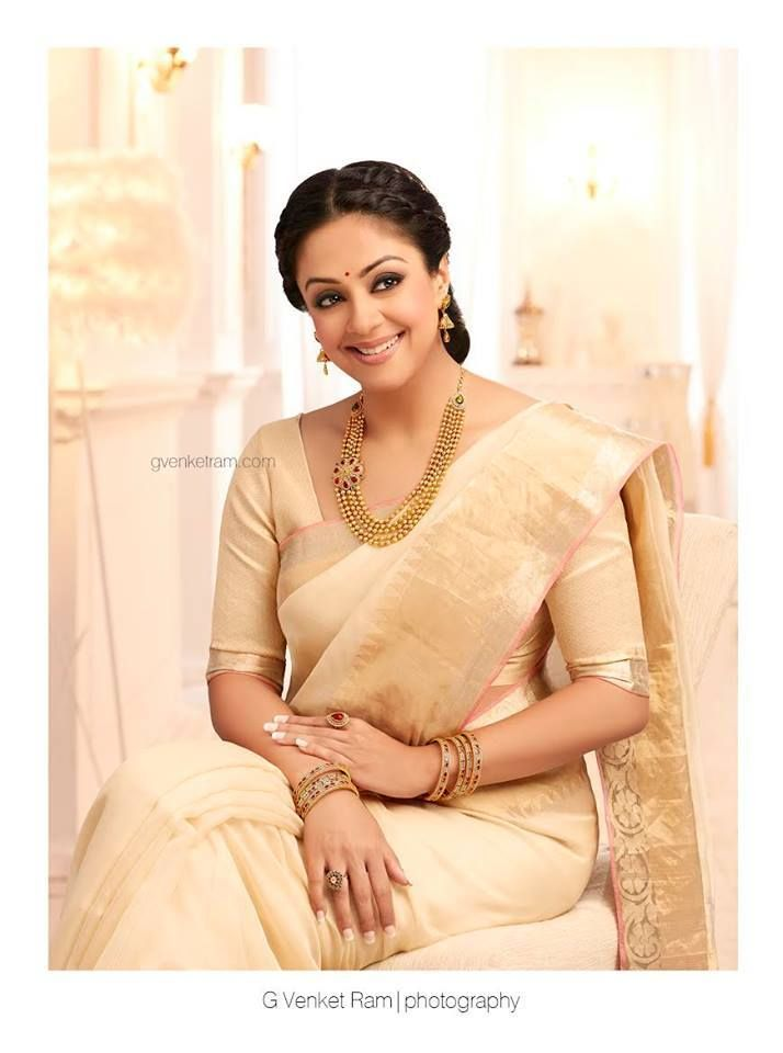 If there is one actress that strikes anyone's mind when we say 'Age like Wine', it would be our very own Jyothika, or as we fondly call her JO! She has grown even more beautiful as the years go by,...