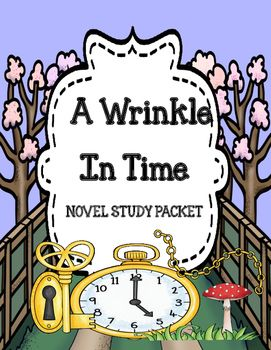 A wrinkle in time book series vocabulary