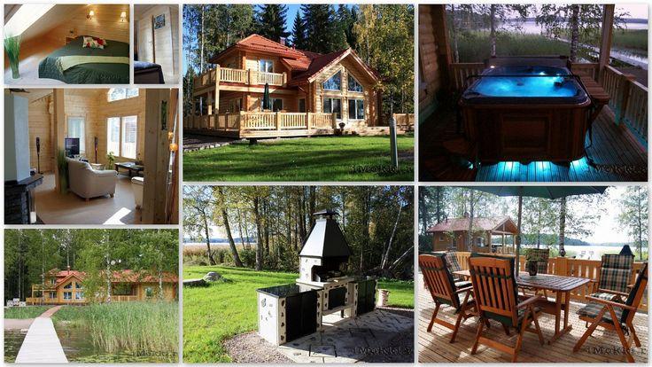 Коттедж Villa Aleksi, Пяйят-Хяме, id361 #КоттеджиФинляндии #iMokki #ПяйятХяме
