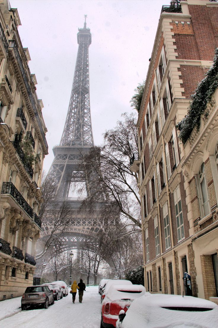 Flocons de Paris - Noe Correia