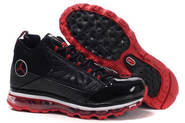 EwE46Dz Nike Air Jordan Chris Paul 3 Mens Basketball Shoes Black Red
