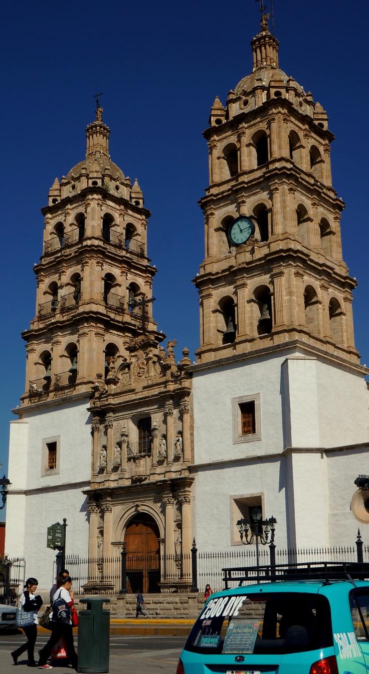 Cathedral, Durango,Dgo Mexico