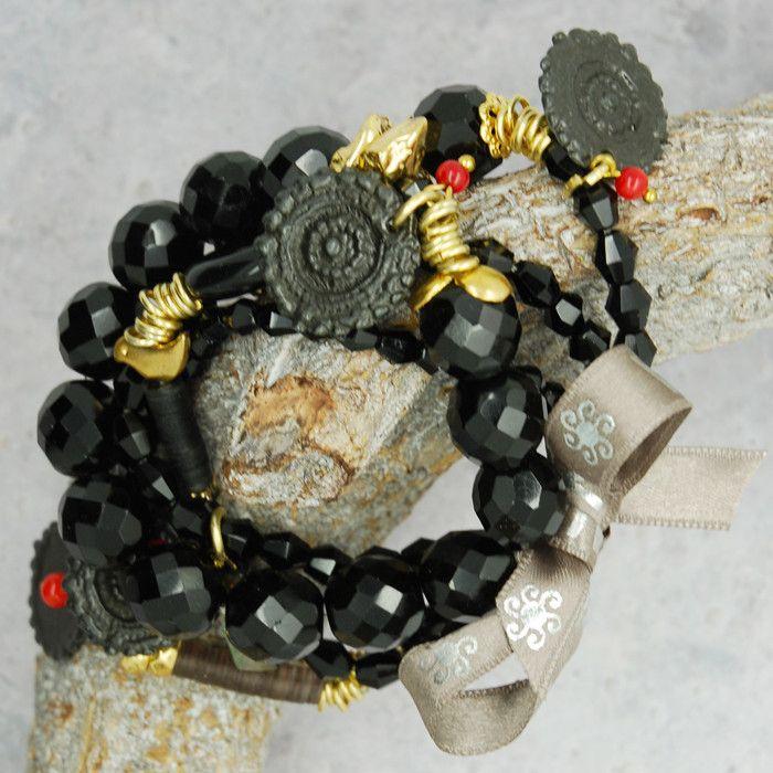 FIVA Caviar and coral armband #applepiepieces...ik wil hem ik wil hem