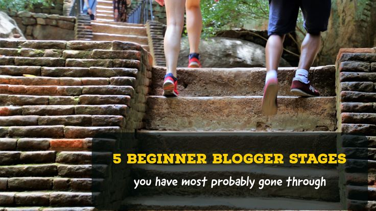 Every blogger is a newbie before becoming a matured blogger. And there are certain stages every newbie blogger passes through. Here are 5 of them!