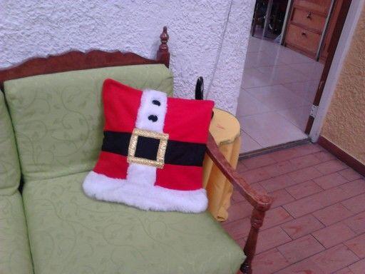 Cojin  navidad