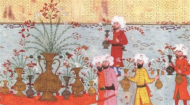 The guild in Ottoman times can be defined as an association of craftsmen and tradesmen who dealt with the same products and who banded together for their mutual benefit.