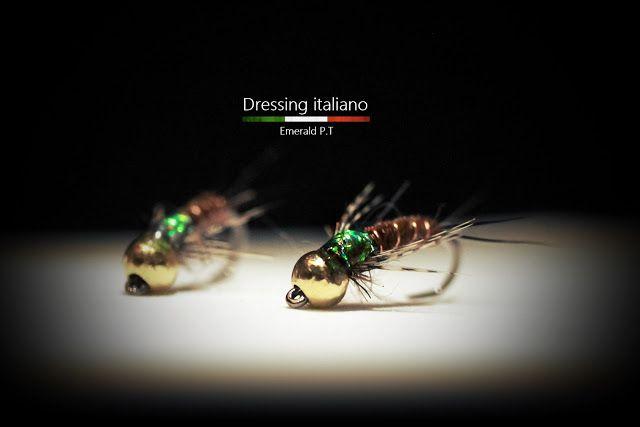 Dressing Italiano: Costruzione ninfe: EMERALD P.T  by Dressing Italia...