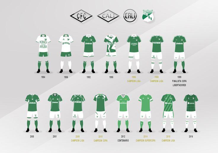Deportivo Cali - kit coleccion