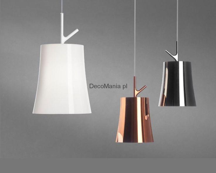 Lampa wisząca Foscarini - Birdie - miedziana | DecoMania.pl