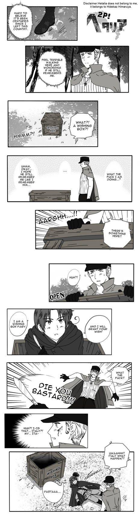 2P! Hetalia manga by SUN0627.deviantart.com on @DeviantArt