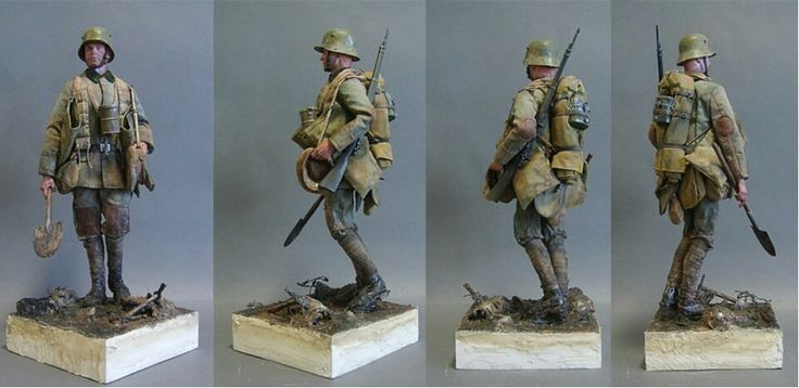 German Stormtrooper, 1918