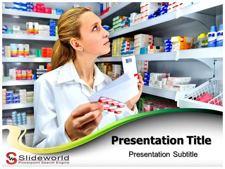 Pharmacy Powerpoint Templates Heath Powerpoint