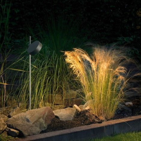LED garden luminaire with earth spike · BEGA