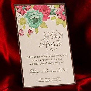 Invitatie de nunta personalizata inviti.ro - invitatii nunta si botez ieftine imprimate online