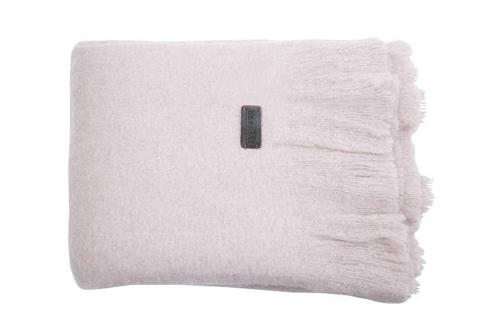 Pléd Veronique Old Pink | LALA design - Spolu s vámi tvoříme domov