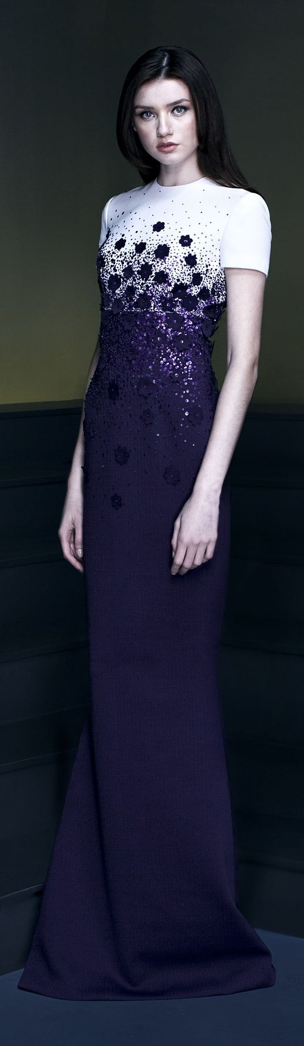 """Georges Hobeika RTW """"Signature"""" F/W 2014-2015 #Modest doesn't mean frump. #DressingWithDignity http://www.ColleenHammond.com"""