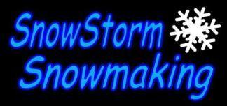 SnowStorm Snowmaking- Home Snowmaker Kits- Build a Snow Gun- Home Snow making Machines