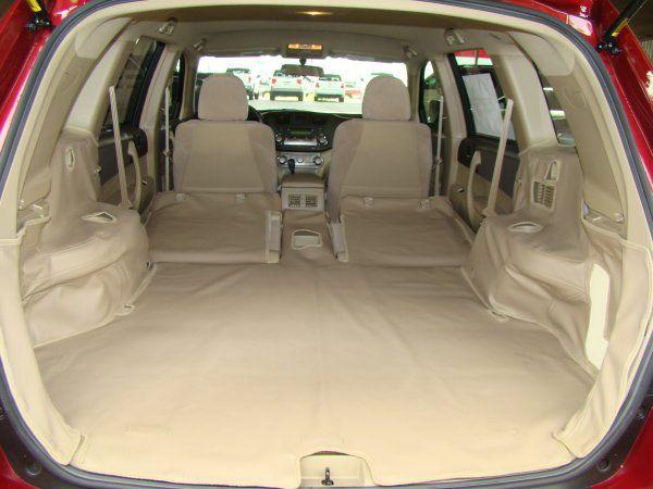 Ultimate Pet Liner Toyota Prius Cargo Liner Dog Travel