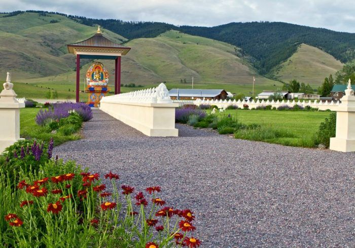 249 best images about beautiful places on pinterest montana buddha and lakes Garden of one thousand buddhas