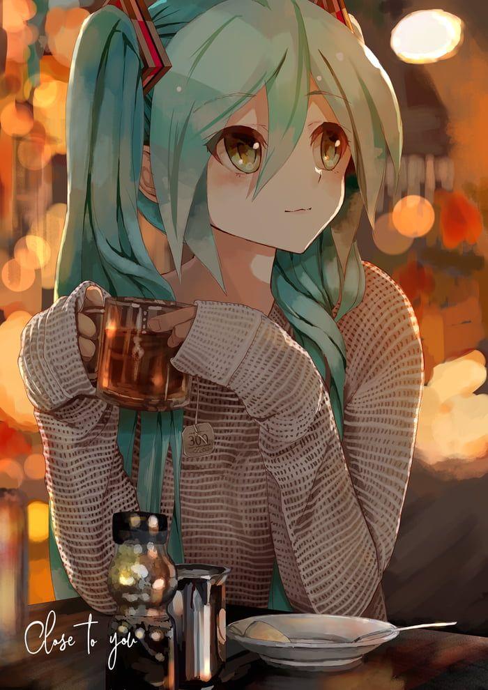 Cozy Miku Anime in 2019 Kawaii anime, Hatsune miku