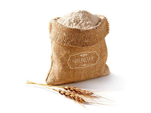 Mąka pełnoziarnista