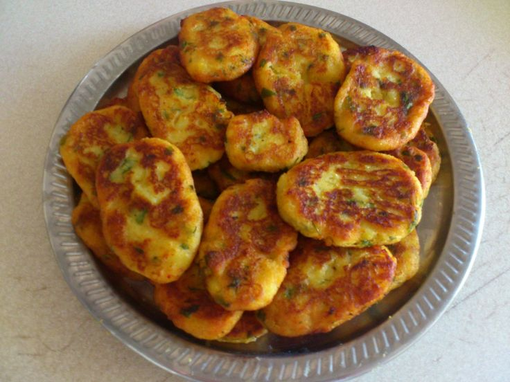 Patates Köftesi Tarifi - Patates Köftesi En Kolay Nasıl Yapılır?