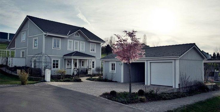 Connies Haus vom Blog VitaHus - ein echtes Schwedenhaus!