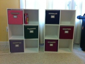 That's Much Better: New Storage For Kids' Rooms
