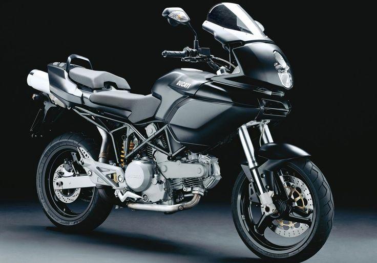 2006 Ducati Multistrada 620 Dark