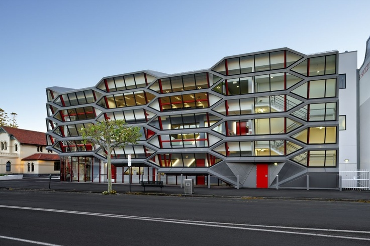 South Western Institute of TAFE » Lyons Architecture - Melbourne, Australia