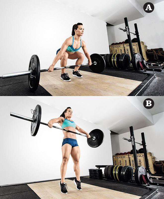 Get CrossFit Athlete Camille Leblanc-Bazinet's Ultimate