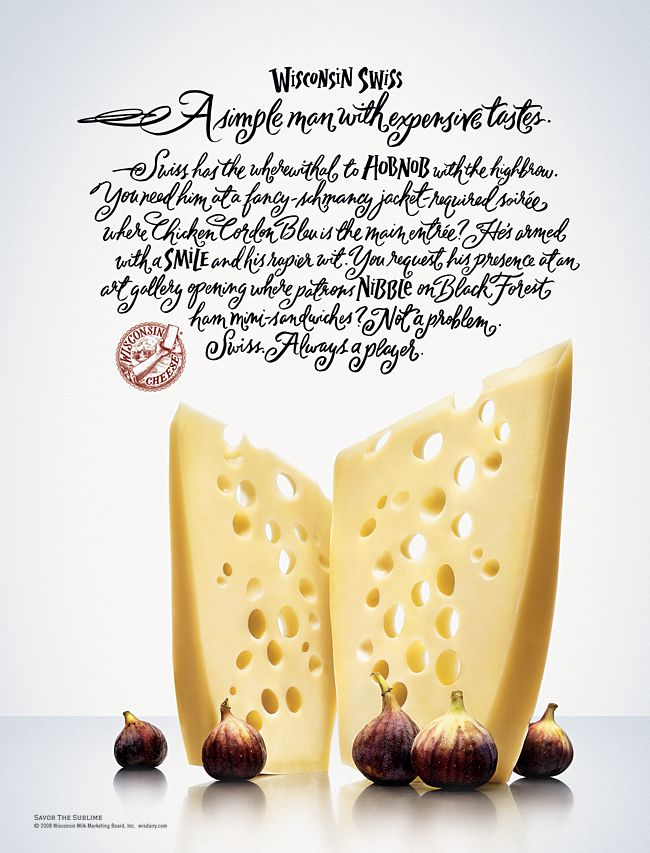 Shine Advertising- ads for Wisconsin CheeseFood Style, Fabulous Design, Cheesy Design, Awesome Chees, Graphics Design, Food Photography, Chees Add, Tasty Chees, Design Blog