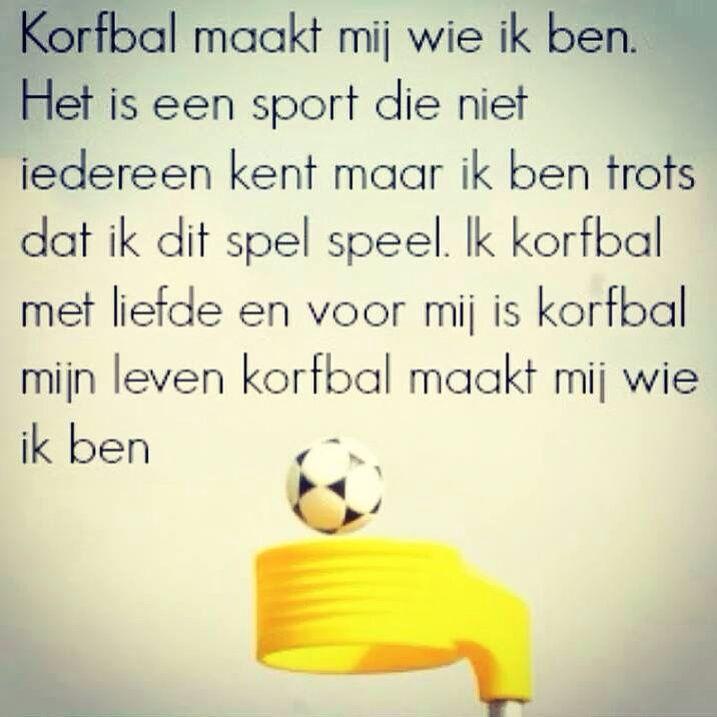 KORFBALLLLLLL!!!!!!!!