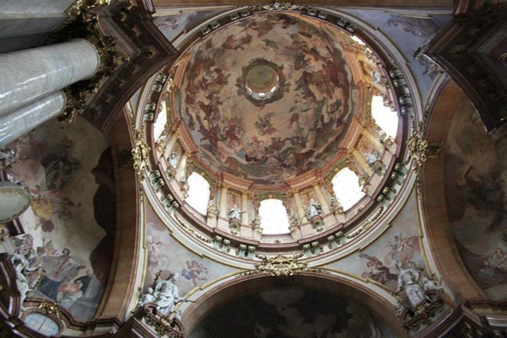The Church of Saint Nicholas, Prague