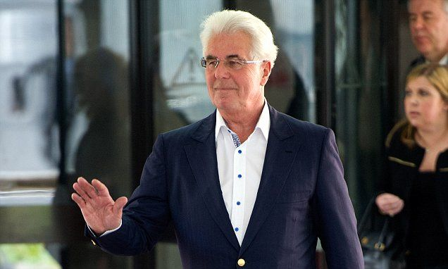 Disgraced Max Clifford charged over new allegation of indecent assault