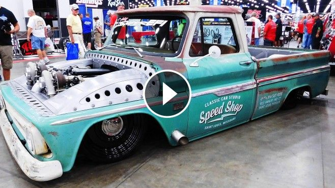 1966+Chevrolet+C/10+Twin+Turbo+Shop+Truck+-+A+1966+Chevrolet+C/10+Twin+Turbo+Shop+Truck+built+by+Classic+Car+Studio...I+caught+up+with+it+at+the+2016+NSRA+Street+Rod