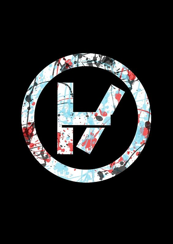 Twenty one pilots logo dorm room pinterest family for Twenty one pilots