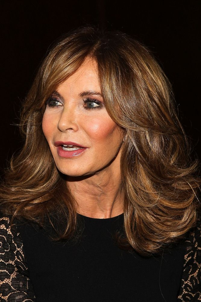 "Jaclyn Smith, 68, dubbed ""the Sexiest Actress Alive"" by ..."