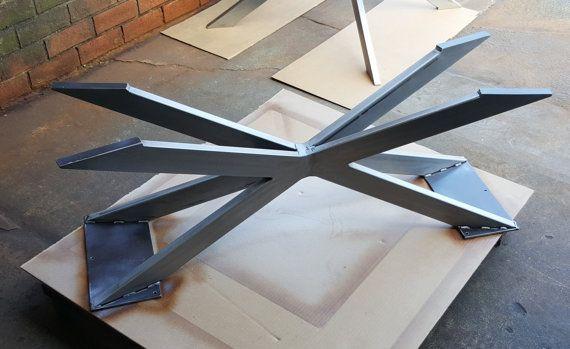 Modern Bench X Base Model  MBX11